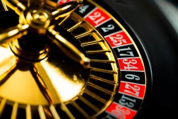 Kultainen rulettipyörä